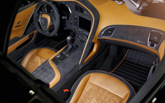 Prior Design se atreve con el Chervrolet Corvette C7 Stingray 3