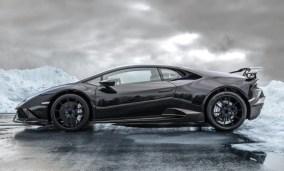 850 caballos para el Lamborghini Huracan de Mansory