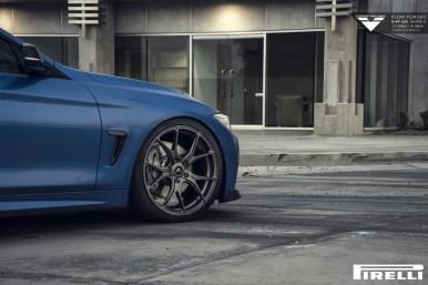 Así luce el BMW 435i de Vorsteiners