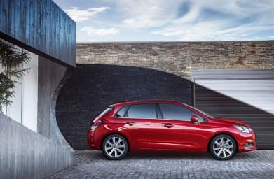 Citroën C4 2015: Afianzando su liderazgo