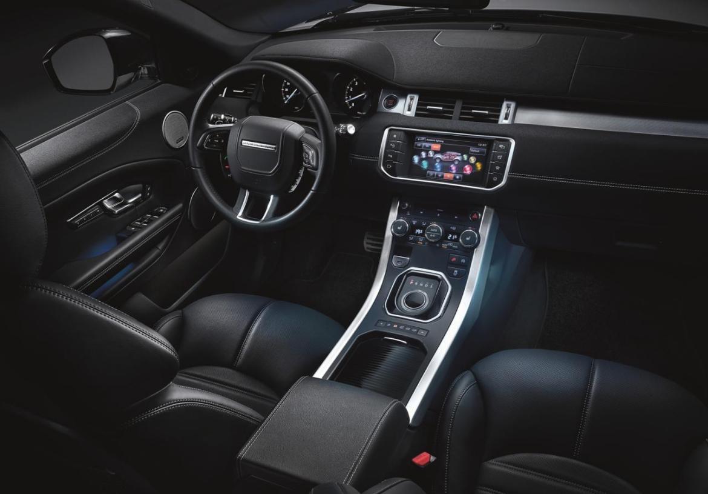Oficial: 2016 Range Rover Evoque 1