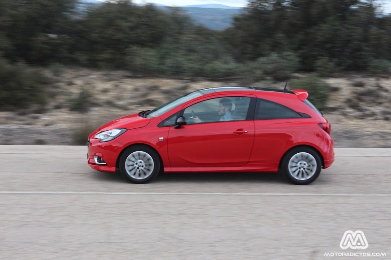 Prueba Opel Corsa 1.4 Turbo OPC Line (equipamiento, comportamiento, conclusión) 5