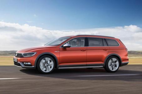 Volkswagen Passat Alltrack 2016: El Passat más aventurero