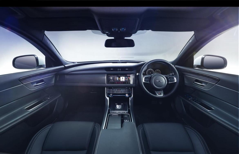 2016 Jaguar XF, información y datos oficiales 2