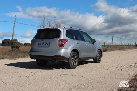 Contacto: Subaru Forester 2015 diésel Lineartronic