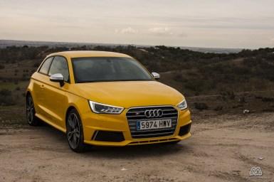 Prueba: Audi S1 Quattro 231 CV (equipamiento, comportamiento, conclusión)