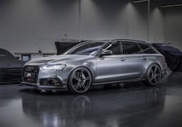 ABT Audi RS6 2015: 730 CV con una velocidad máxima de 320 km/h