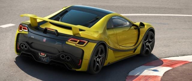 Así luce el GTA Spano 2015 2