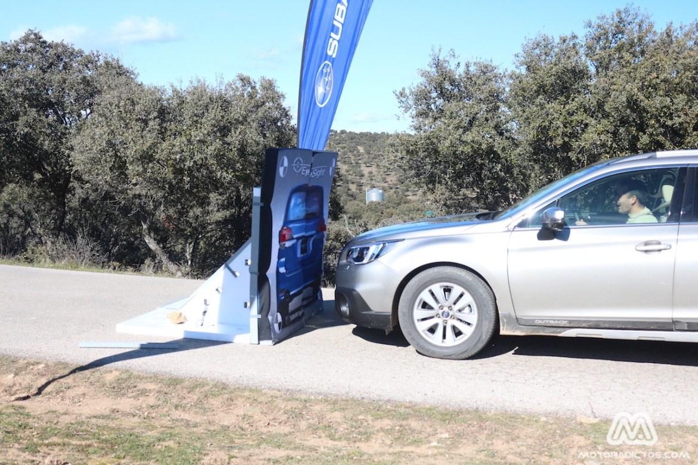 Contacto: Subaru Outback 2015, una alternativa muy diferente 1