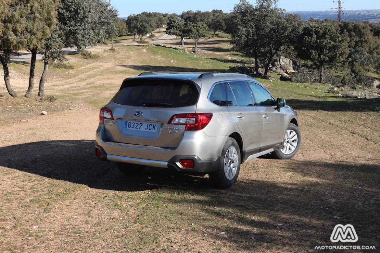 Contacto: Subaru Outback 2015, una alternativa muy diferente 6