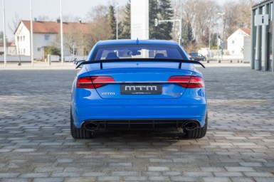 MTM S8 Talladega S, una vuelta de tuerca para la berlina alemana