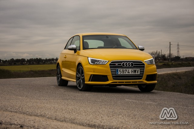 Audi descarta el desarrollo del RS1, ¿habrá un S1 Plus?