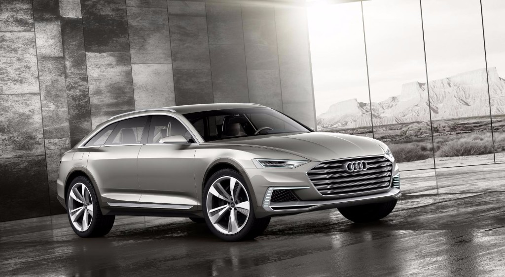 Audi Prologue Allroad: Escaparate híbrido y enchufable con 734 CV para Shanghai 3