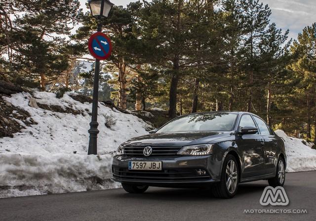 Prueba: Volkswagen Jetta TDI 150 CV Sport (equipamiento, comportamiento, conclusión) 8