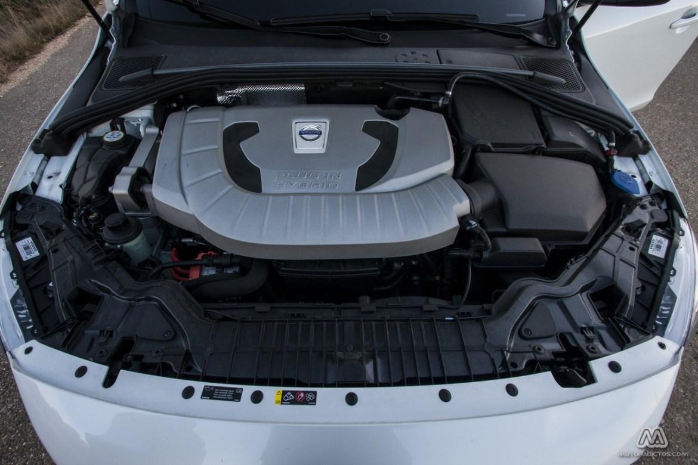 Prueba: Volvo V60 Plug-In Hybrid (diseño, habitáculo, mecánica) 3