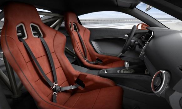 Vídeo: Observa los 600 caballos del Audi TT clubsport turbo concept en acción