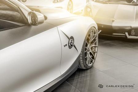 Carlex Design resucita el BMW Z4 E85 y le mete un motor V8 de M3
