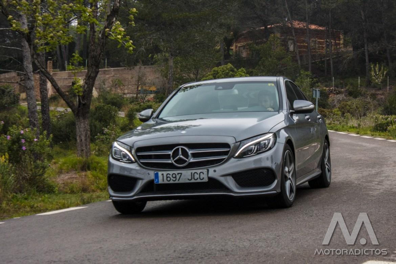 Prueba: Mercedes Benz C 220 BlueTEC (equipamiento, comportamiento, conclusión) 2
