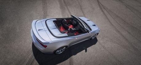 Chevrolet Camaro Convertible 2016: El compañero inseparable en verano