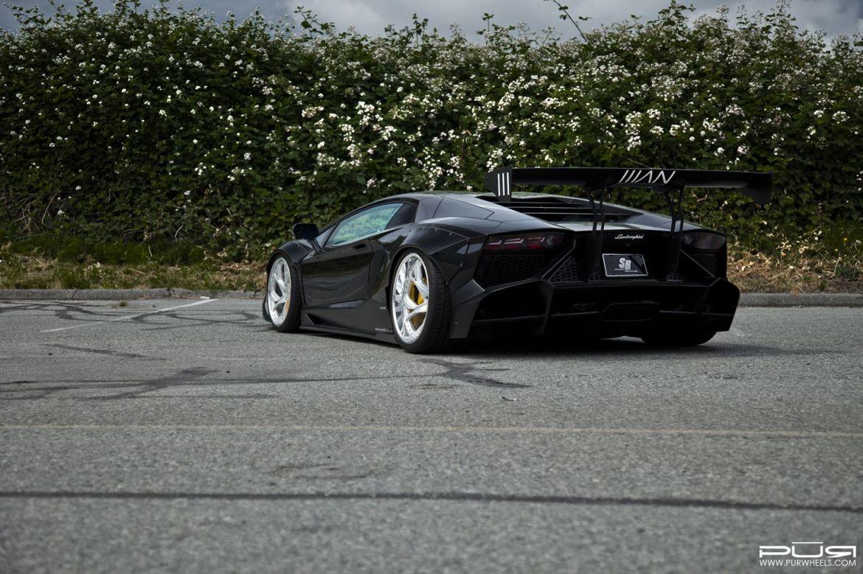 Lamborghini Aventador por SR Auto: Un ensanche de carrocería que quita el hipo 1