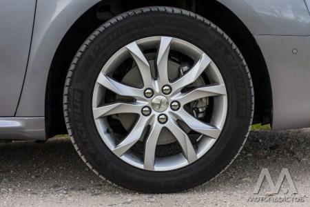Prueba: Peugeot 508 BlueHDI 150 CV (equipamiento, comportamiento, conclusión)