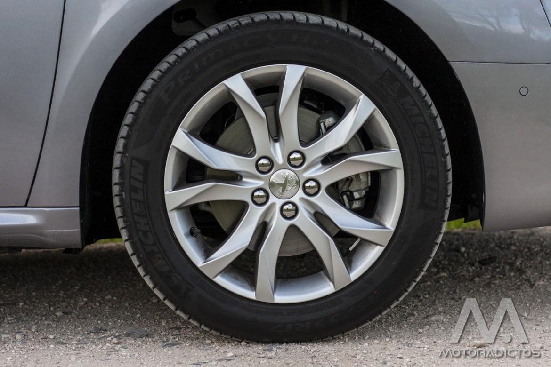 Prueba: Peugeot 508 BlueHDI 150 CV (equipamiento, comportamiento, conclusión) 2