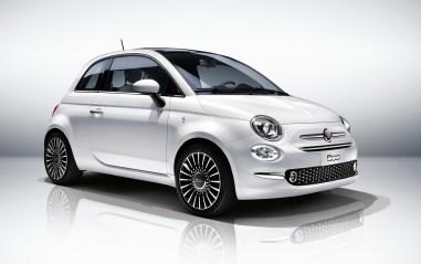 Oficial: 2016 Fiat 500 y Fiat 500C, renovación a fondo y estética renovada