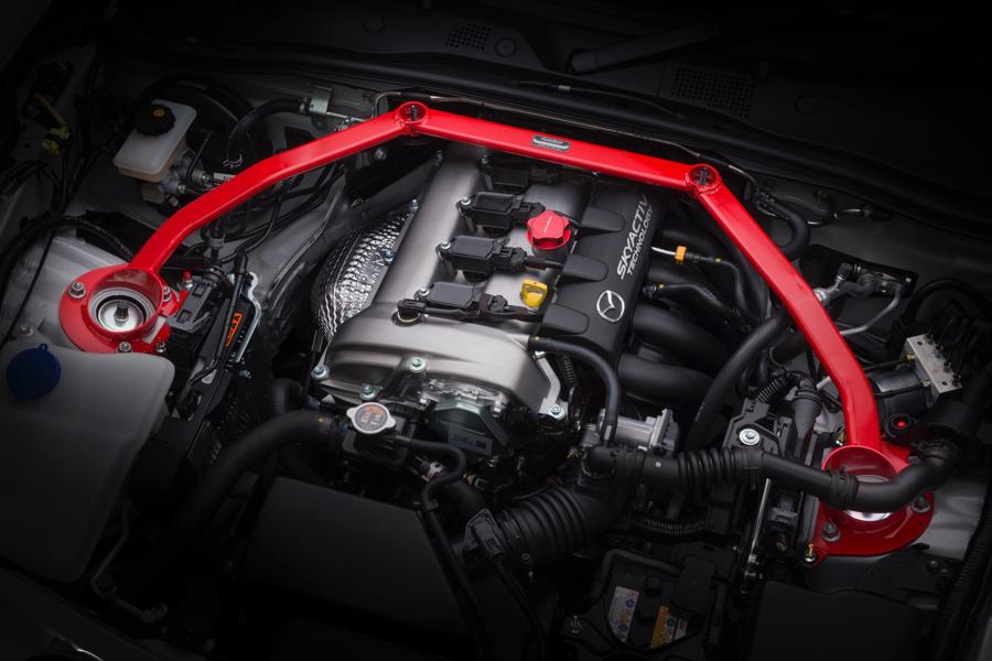 Llegan las primeras preparaciones: Nuevo Mazda MX-5 por Autoexe, aún más racing 3