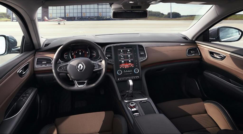 Renault Talisman 2016: El sustituto del Laguna ya está aquí 3