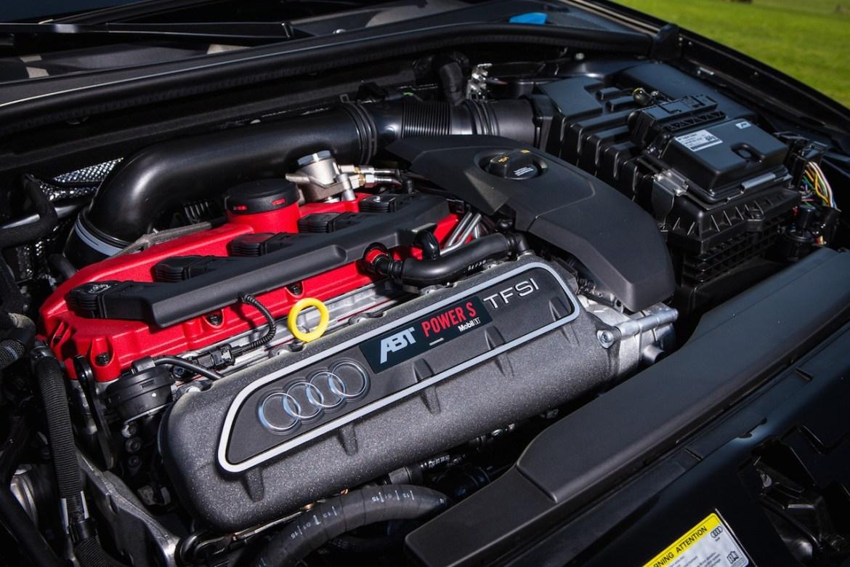 El Audi RS3 de ABT ahora cuenta con 430 CV: Por si no eran suficientes los 367 de serie... 3