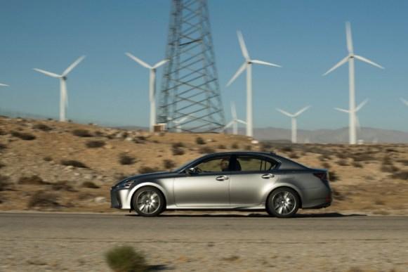 Lexus GS 2016: Ahora con el nuevo motor turbo de 2 litros