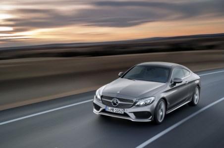 Mercedes-Benz Clase C Coupé 2016: El Clase S a escala ya es oficial