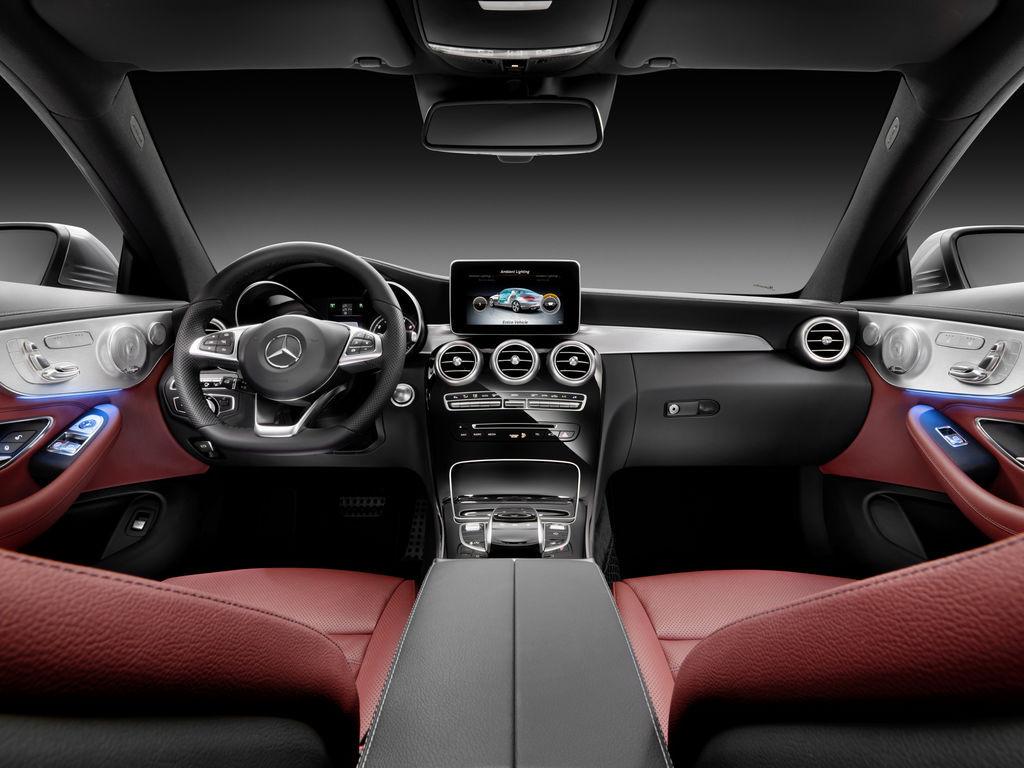 Mercedes-Benz Clase C Coupé 2016: El Clase S a escala ya es oficial 3