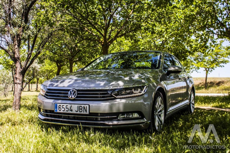 Prueba: Volkswagen Passat 2.0 TDI 150 CV Sport (equipamiento, comportamiento, conclusión) 4