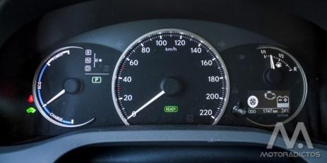 Prueba: Lexus CT 200h (equipamiento, comportamiento, conclusión)