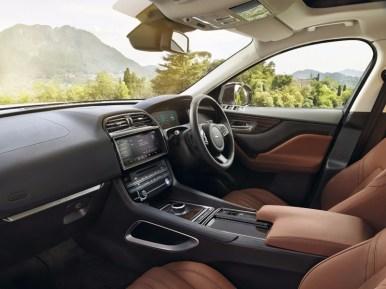 Jaguar F-Pace: La primera ofensiva dentro del mundo SUV