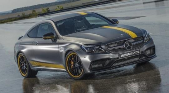 Mercedes-AMG C 63 Coupé Edition 1: Con alma DTM