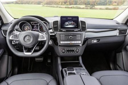 Mercedes-Benz GLE 450 AMG 4MATIC: 367 CV para volar alto