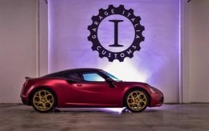 """Alfa Romeo 4C """"La Furiosa"""": Con un aspecto un tanto excéntrico"""