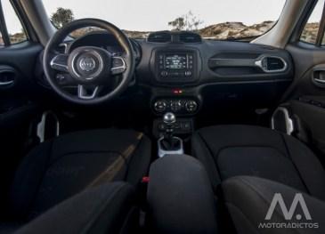 Prueba: Jeep Renegade 2.0 MultiJet 120 CV 4x4 (equipamiento, comportamiento, conclusión)