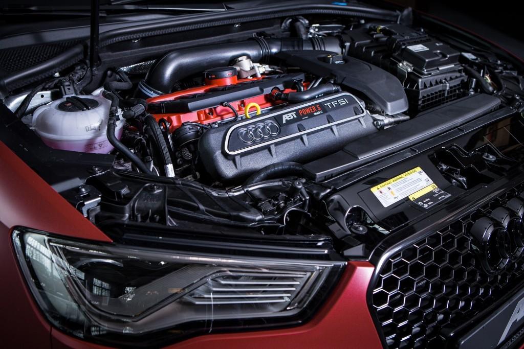 ABT vuelve a traernos el Audi RS3 Sportback con 450 CV 2