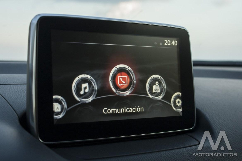 Prueba: Mazda 2 SkyActiv-G 75 CV Style+ (diseño, habitáculo, mecánica) 10