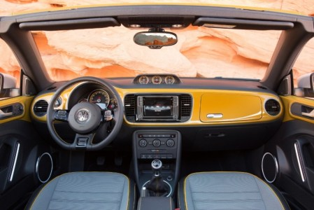 Volkswagen Beetle Dune: El Beetle más campero que llegará en 2016