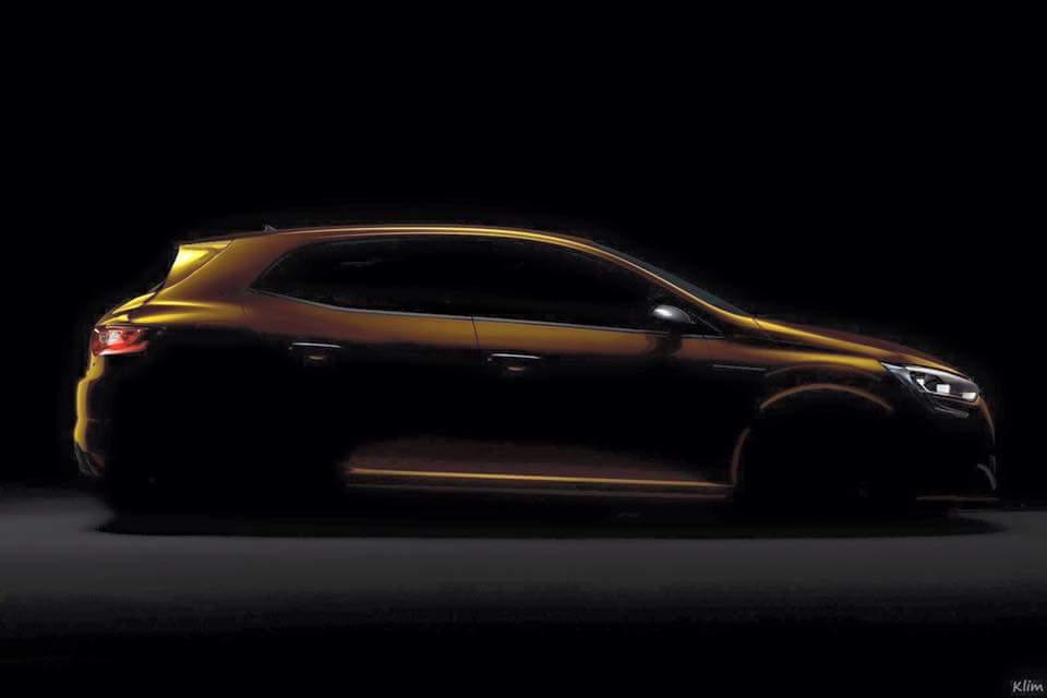 ¿Estamos ante el nuevo Renault Mégane RS? 3