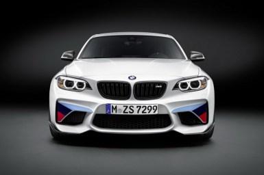 BMW M2 Coupé M Performance Parts: Preparándolo con recambios originales
