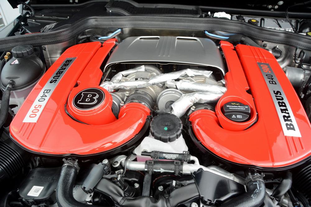 El Mercedes G500 V8 Turbo pasa por las manos de Brabus: Más potencia y pequeños cambios estéticos 3