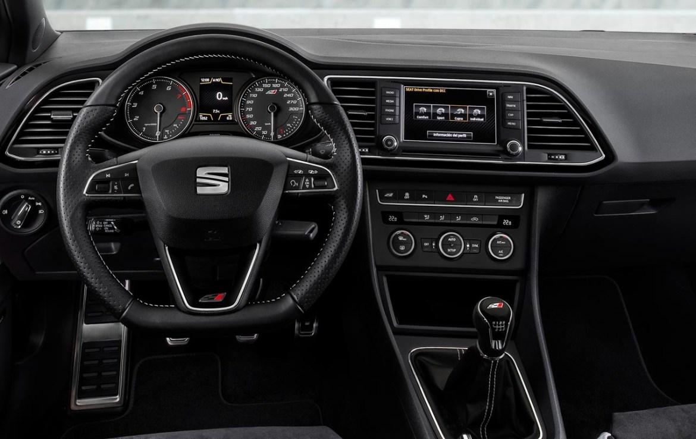 Llega el SEAT León Cupra 290: Desde 34.050 euros 3