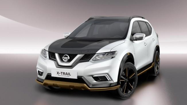 Nissan Qashqai y X-Trail Premium, dos prototipos que nos demuestran sus posibilidades de personalización 3