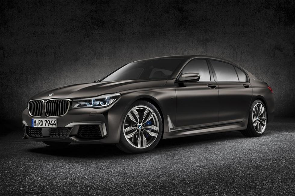 El BMW M7 continúa adelante, ¿solo cuestión de tiempo?