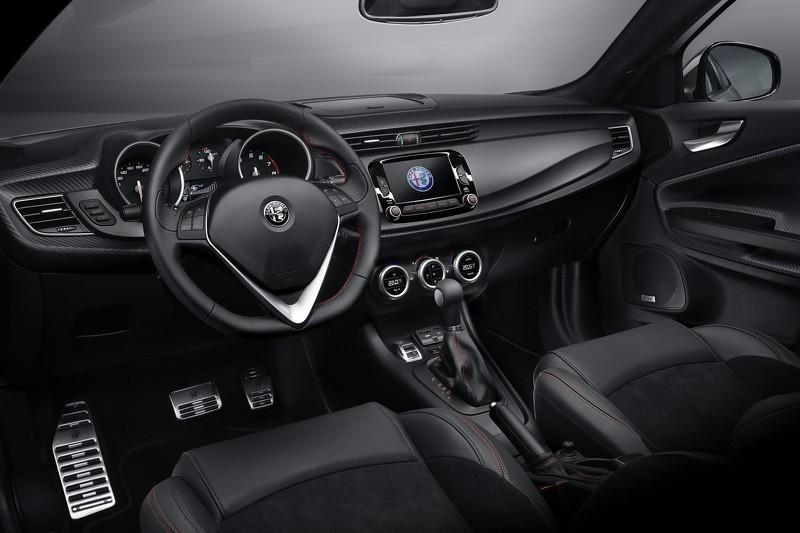 Así luce el nuevo Alfa Romeo Giulietta en Ginebra 3
